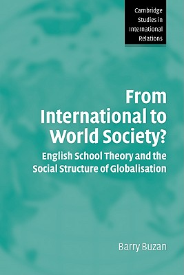 Image for From International to World Society?