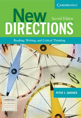 Image for New Directions  Reading, Writing, and Critical Thinking