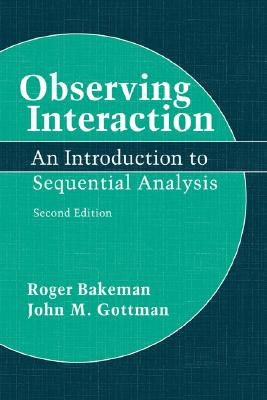 Image for Observing Interaction 2ed