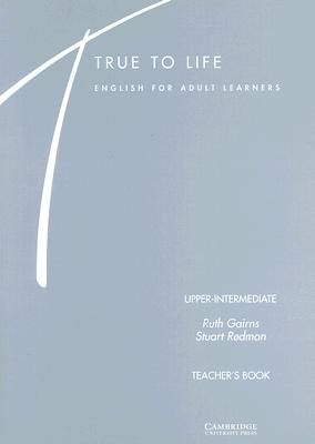 Image for True to Life Upper-Intermediate Teacher's Book