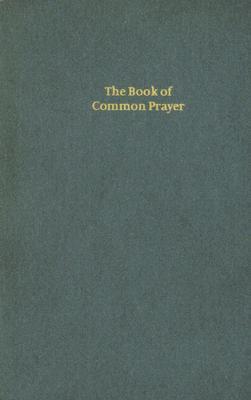 BCP Standard Prayer Book Blue Hardcover CP220