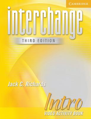Image for Interchange Intro Video Activity Book