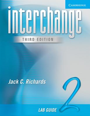 Image for Interchange Lab Guide 2 3rd Edition