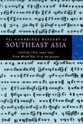 1: The Cambridge History of Southeast Asia (Part 2)