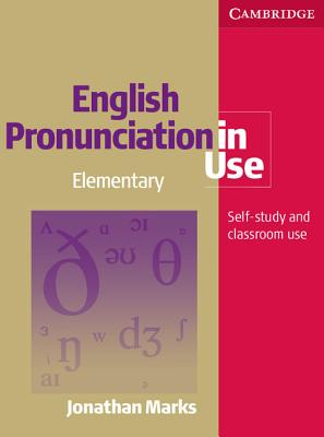 Image for English Pronunciation in Use Elementary Book with Answers and Audio CD Set (5 CDs)