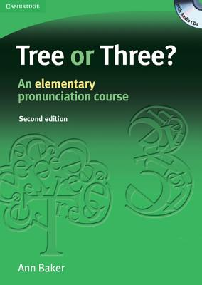 Image for Tree or Three? Student's Book and Audio CD  An Elementary Pronunciation Course