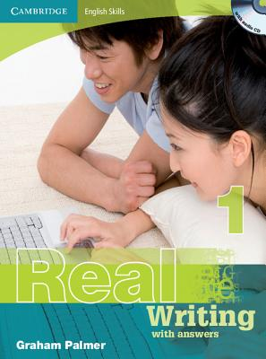 Image for Cambridge English Skills Real Writing 1 with Answers and Audio CD