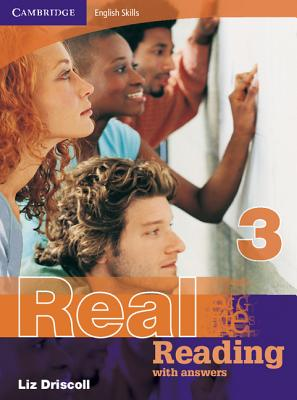 Image for Cambridge English Skills Real Reading 3 with answers