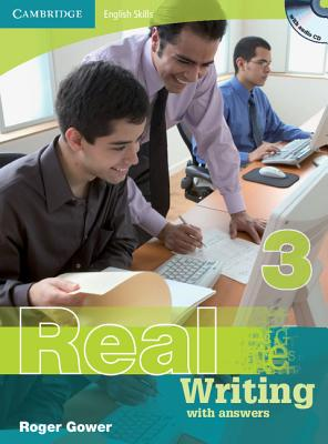 Image for Cambridge English Skills Real Writing 3 with Answers and Audio CD