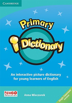 Primary I-Dictionary 1 Starters CD-ROM (Single Classroom)  An Interactive Picture Dictionary for Young Learners of English, Wieczorek, Anna