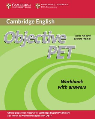 Image for Objective PET Workbook with Answers