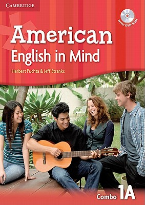 Image for American English in Mind Level 1 Combo A with DVD-ROM