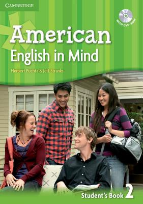 Image for American English in Mind Level 2 Student's Book with DVD-ROM