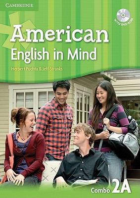 Image for American English in Mind Level 2 Combo A with DVD-ROM