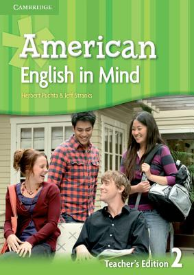 Image for American English in Mind Level 2 Teacher's edition