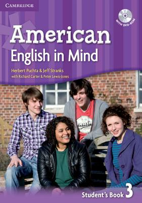 Image for American English in Mind Level 3 Student's Book with DVD-ROM