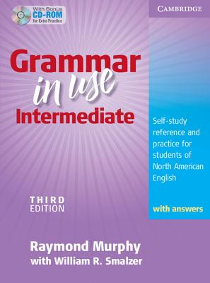Image for Grammar in Use Intermediate Student's Book with Answers and CD-ROM  Self-study Reference and Practice for Students of North American English