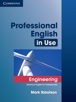 Image for Professional English in Use Engineering With Answers  Technical English for Professionals