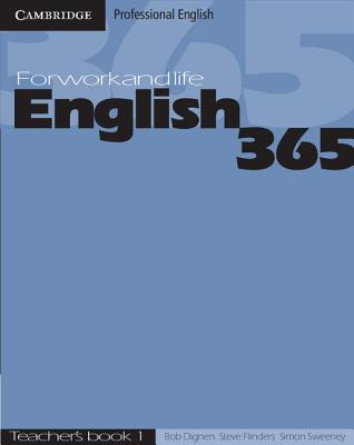 Image for English365 Level 1 Teacher's Guide  For Work and Life