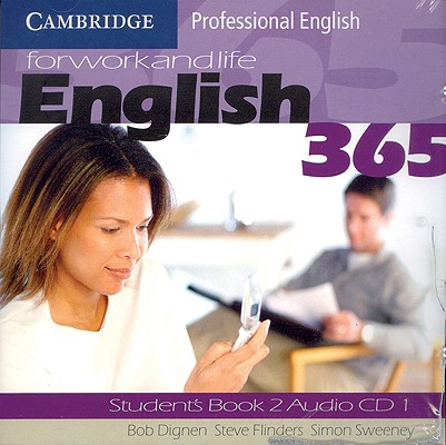 English365 Level 2 Audio CD, Dignen, Bob,  Flinders, Steve,  Sweeney, Simon