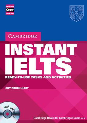 Image for Instant IELTS Book & Audio CD Pack  Ready-to-use Tasks and Activities