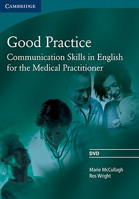 Image for Good Practice DVD  Communication Skills in English for the Medical Practitioner