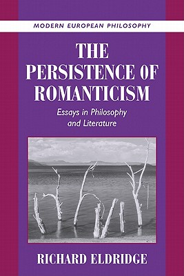 Image for The Persistence of Romanticism: Essays in Philosophy and Literature