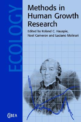 Image for Methods in Human Growth Research (Cambridge Studies in Biological and Evolutionary Anthropology)