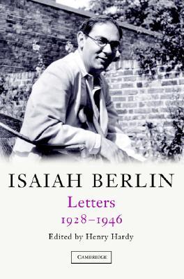 Letters 1928-1946, BERLIN, Isaiah; HARDY, Jenry