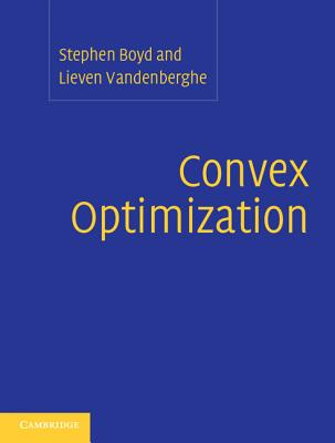 Image for Convex Optimization, With Corrections 2008