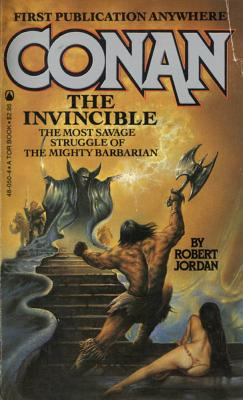 Image for Conan the Invincible:  The Most Savage Struggle of Hte Mighty Barbarian
