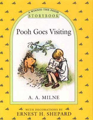 Image for Pooh Goes Visiting (A Winnie-the-Pooh Story Book)