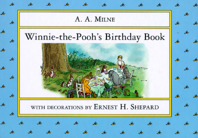 Image for Winnie-the-Pooh's Revolving Birthday Book