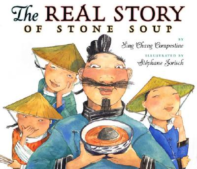 The Real Story of Stone Soup, Compestine, Ying Chang