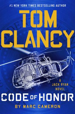 Image for TOM CLANCY: CODE OF HONOR A JACK RYAN NOVEL