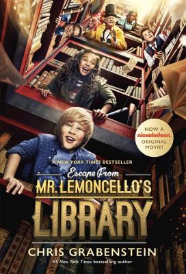 Image for Escape from Mr. Lemoncello's Library Movie Tie-In Edition