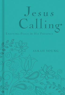 Image for Jesus Calling - Deluxe Edition Teal Cover: Enjoying Peace in His Presence