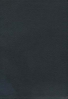 Image for NASB MacArthur Study Bible Black Bonded Leather