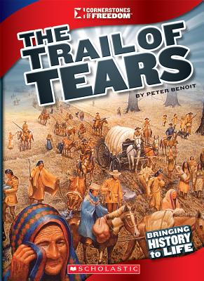 Image for The Trail of Tears (Cornerstones of Freedom)