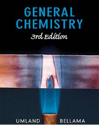 Image for General Chemistry (with CD-ROM, Non-InfoTrac Version)
