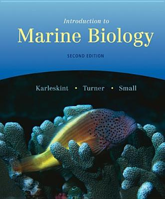 Image for Introduction to Marine Biology (with InfoTrac) (Available Titles CengageNOW)