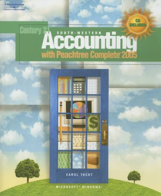 Image for South-Western Accounting with Peachtree  Complete 2005 (with Individual License)