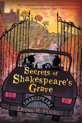 Image for SECRETS OF SHAKESPEARE'S GRAVE  The Shakespeare Mysteries, Book 1