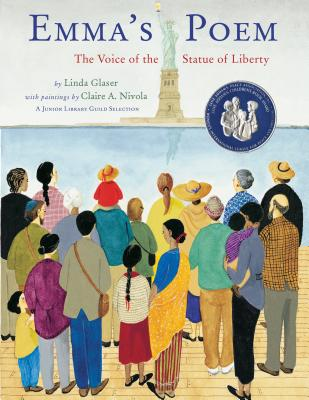 Image for Emma's Poem: The Voice of the Statue of Liberty