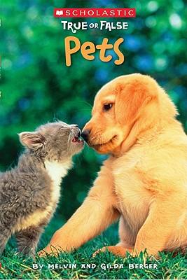 Image for Scholastic True or False: Pets