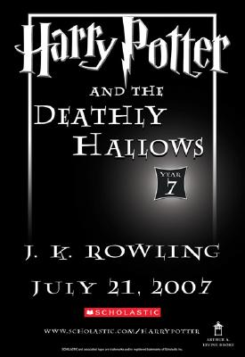 "Harry Potter and the Deathly Hallows, ""Rowling, J.K."""