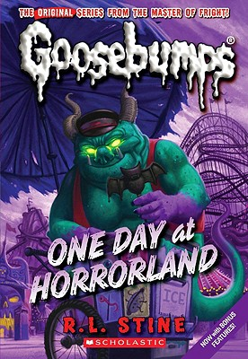 Image for ONE DAY AT HORRORLAND
