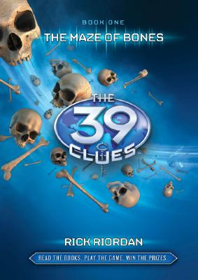 The Maze of Bones (39 Clues, No. 1), Riordan, Rick
