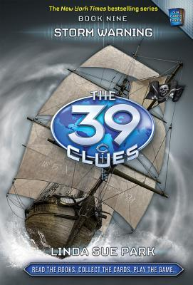 Image for 9 Storm Warning (The 39 Clues)