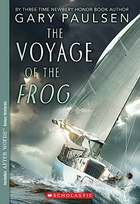 Voyage Of The Frog (Apple (Scholastic)), Gary Paulsen
